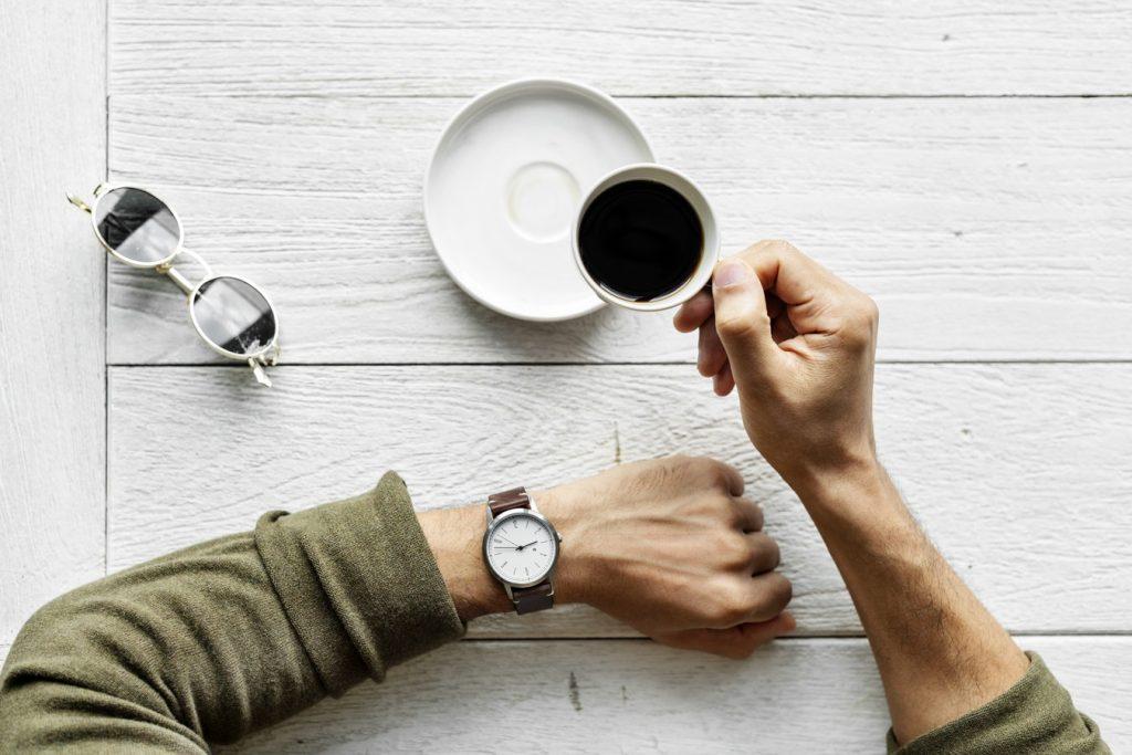 zapisovanje delovnega časa